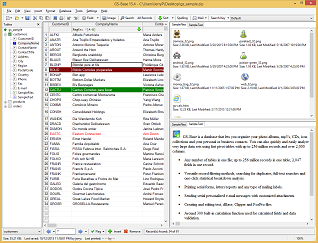 GS-Base full screenshot